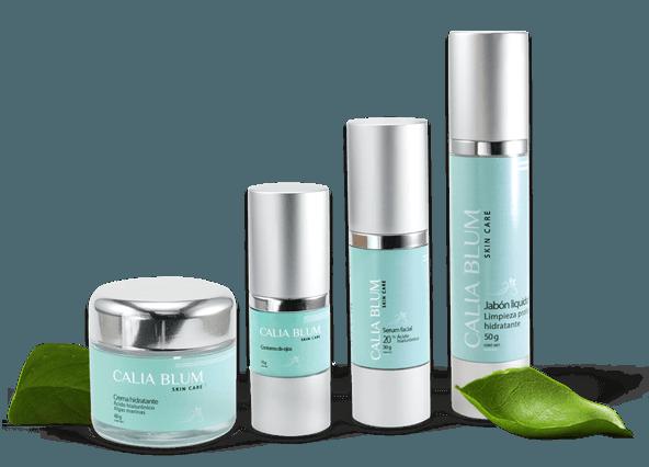 productos de belleza de calia blum skin